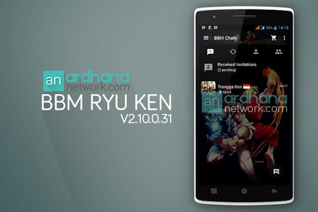 BBM Ryu Ken V2.10.0.31
