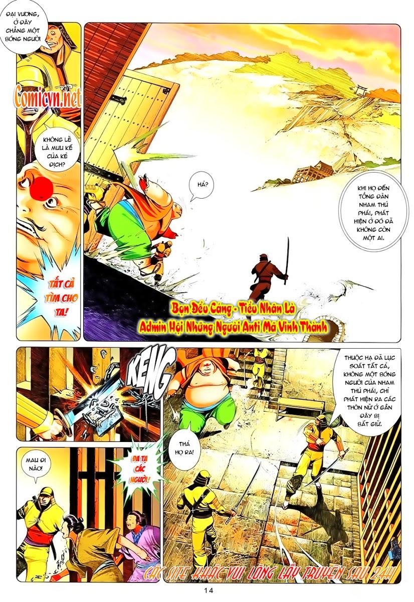 Phong Vân chap 637 Trang 14 - Mangak.info