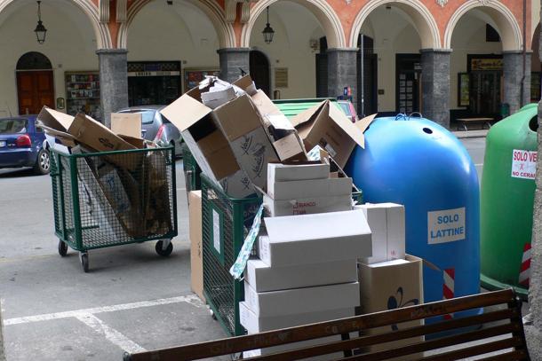 Padernoforum rifiuti urbani e civilt - Casa di cura paderno dugnano ...
