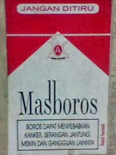 Rokok Marlboro - Rokok Haram