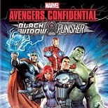 Avengers Confidential: Black Widow and The Punisher Blu-ray Review