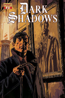 Cover of Dark Shadows #2 from Dynamite Entertainment