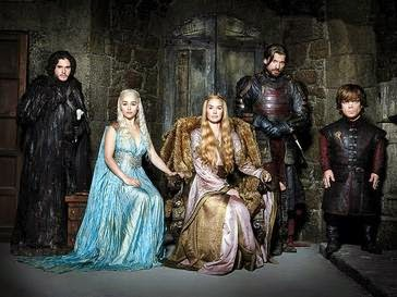 http://en.wikipedia.org/wiki/List_of_Game_of_Thrones_characters