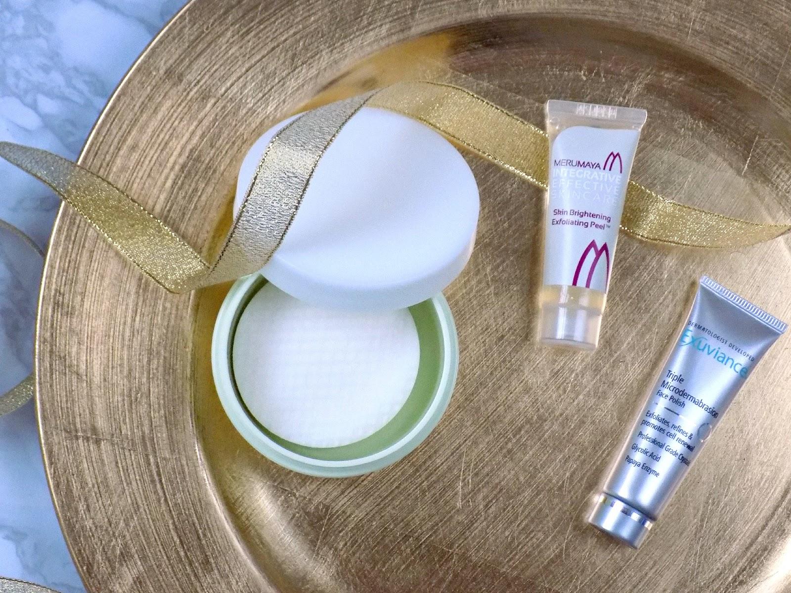 Merumaya Skin Brightening Exfoliating Peel