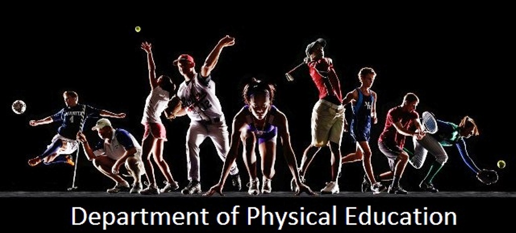Department Of Physical Education
