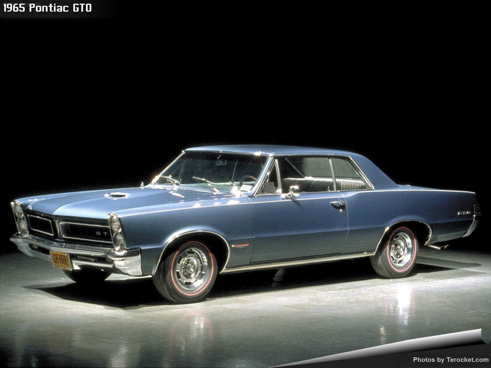 Hình ảnh xe ô tô Pontiac GTO 1965 & nội ngoại thất