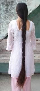 मुलायम व सुंदर घने काले लम्बे बाल कैसे बनाये