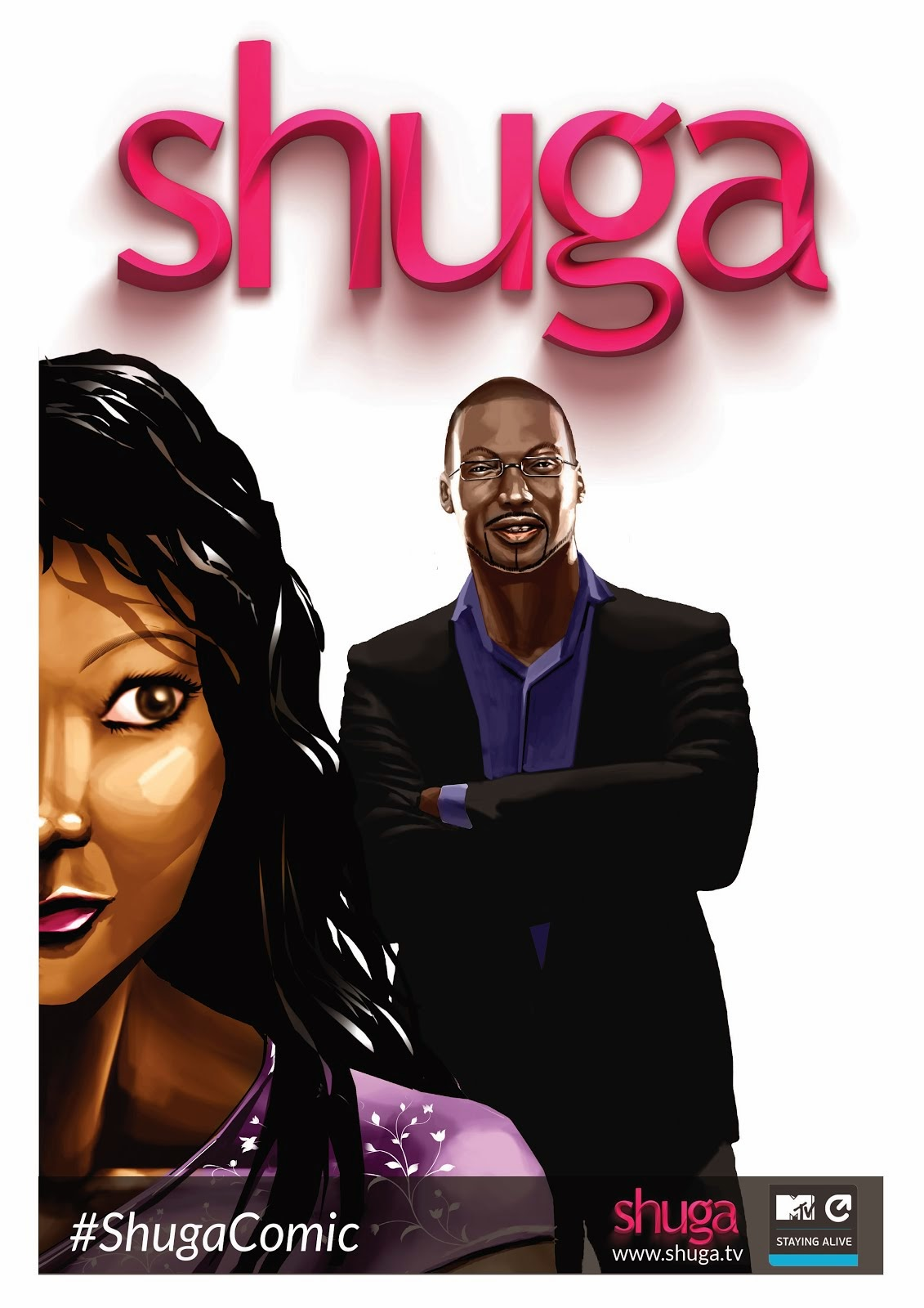Shuga Comic Book