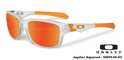 Oakley Jupiter Squared - OO9135-03 - As worn by Fernando Alonso