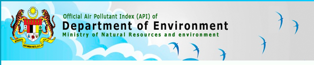 AIR POLLUTION INDEX (API)