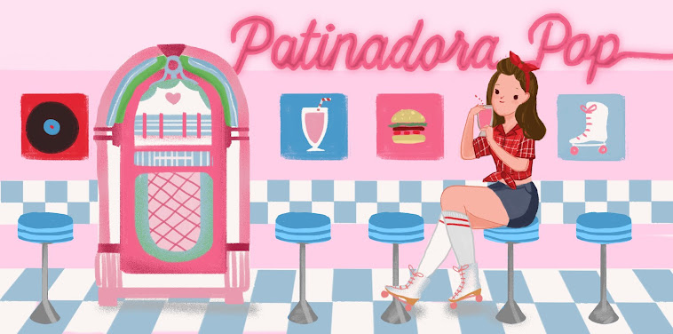 Patinadora Pop