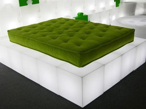 Fotos de modernas camas originales ideas para decorar for Cama original