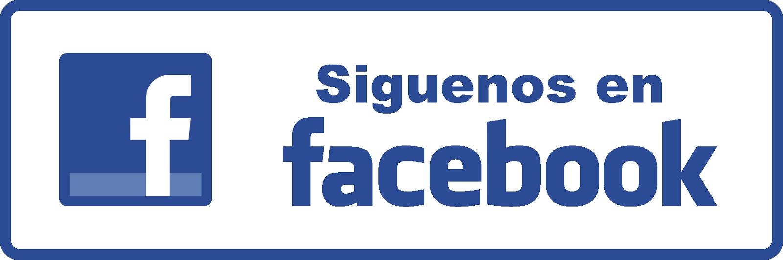 Síguenos en Facebook!!!