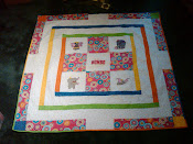 1st Charity Quilt of 2012!