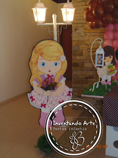 festa decoração Jolie