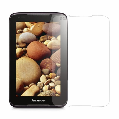 Clear LCD Screen Protector for Lenovo IdeaTab A1000