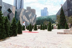 Spirit Of The Square - Christmas at Federation Square