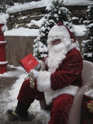 Lana en la Nieve, diciembre 2009