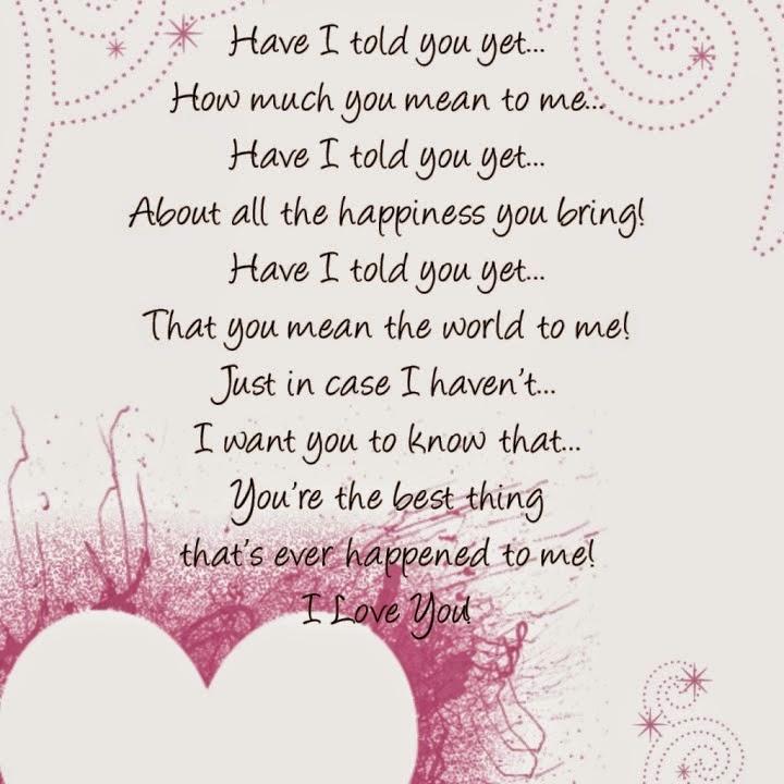 best valentines day poems for girlfriend and boyfriend