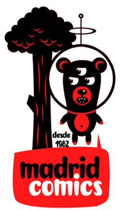Ya estamos en Madrid Comics