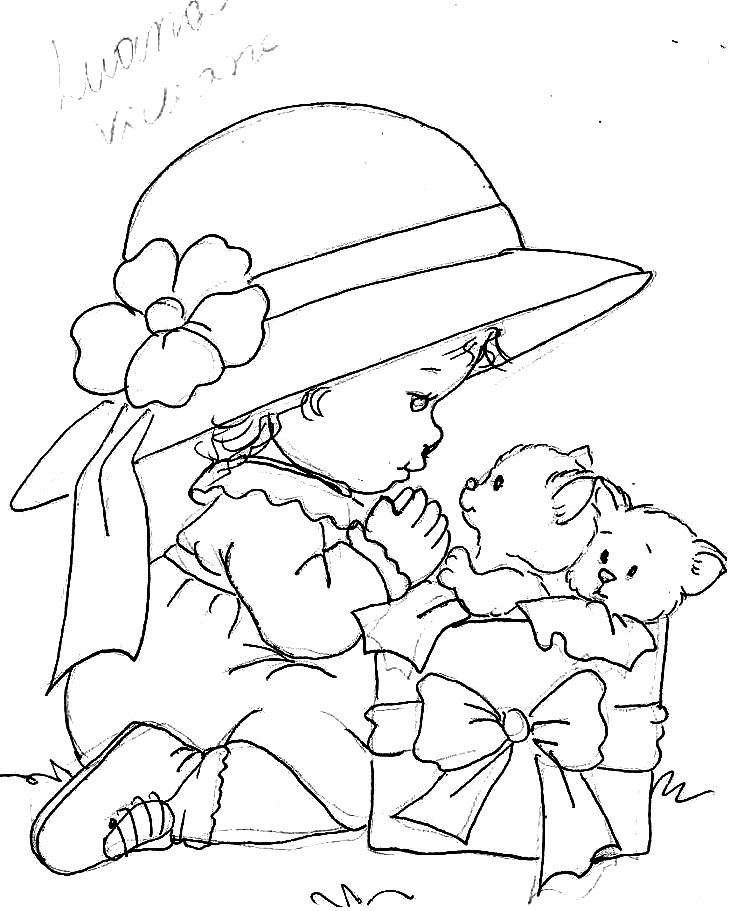 ruth morehead coloring pages - photo#7