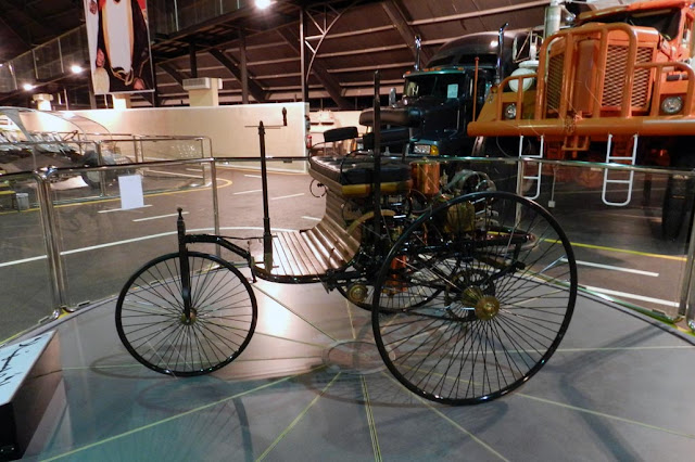 1885 three-wheeler Mercedes