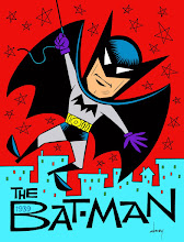 THE BAT-MAN 1939!