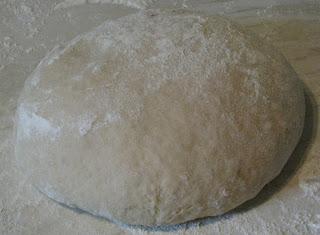 well kneaded dough