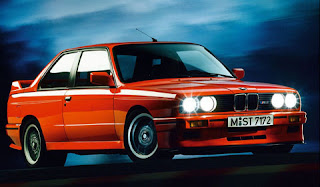 The Story of 40 Years BMW M ‒ The BMW M3