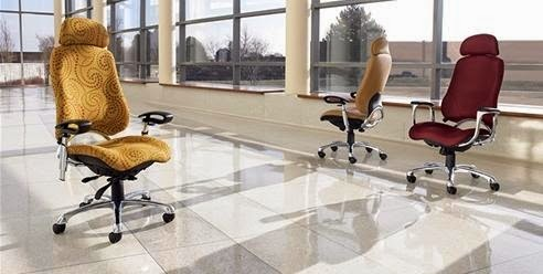 Executive Office Chairs 101