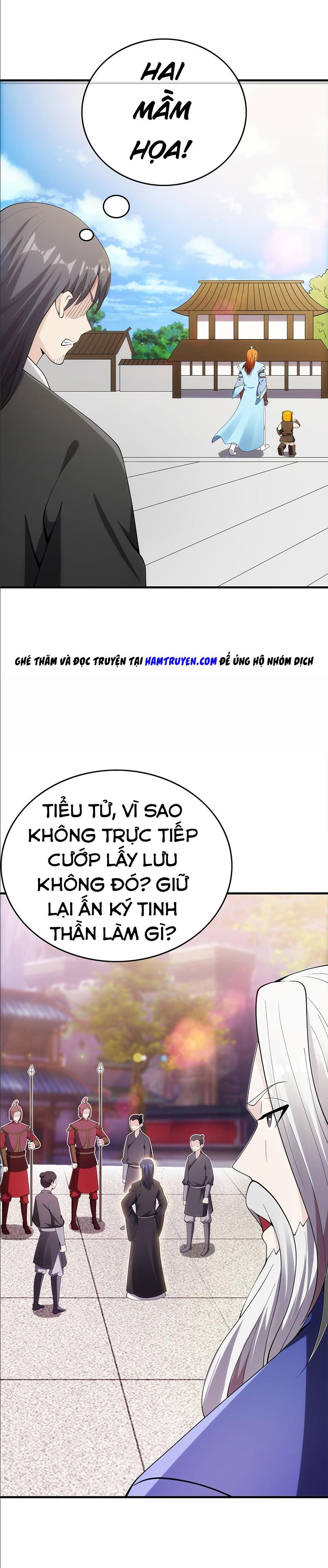 Thiên Hạ Kiếp - Chap 33