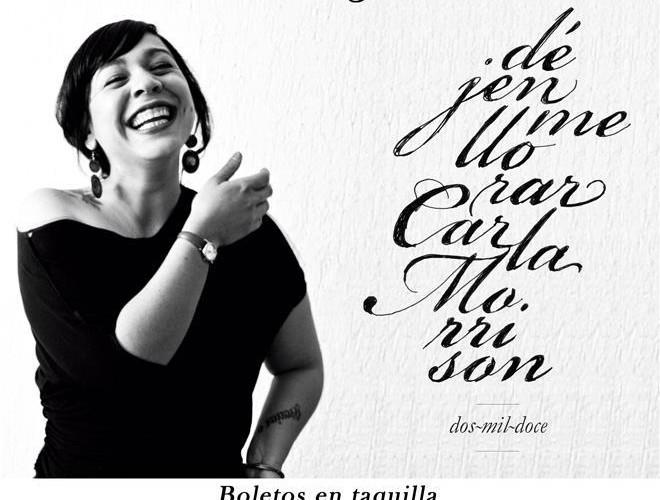 Discografia Carla Morrison MEGA Music On World Off