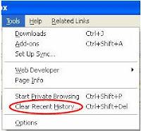 blogbudaqdegil.blogspot Cara Membersihkan Cache Browser Firefox