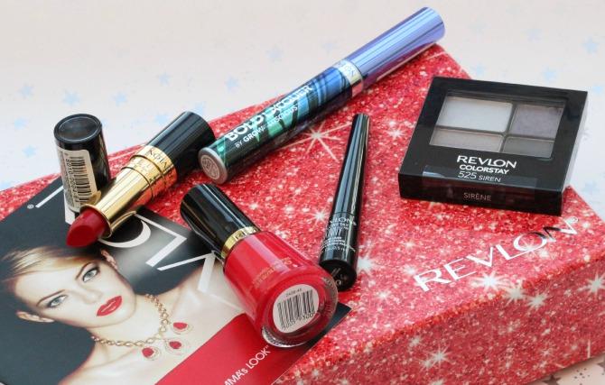 Revlon beauty box