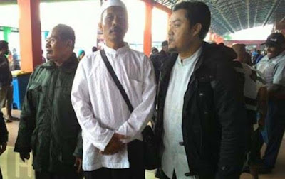Imam Masjid Baitul Muttaqin Tolikara Hadiri Muktamar NU di Jombang