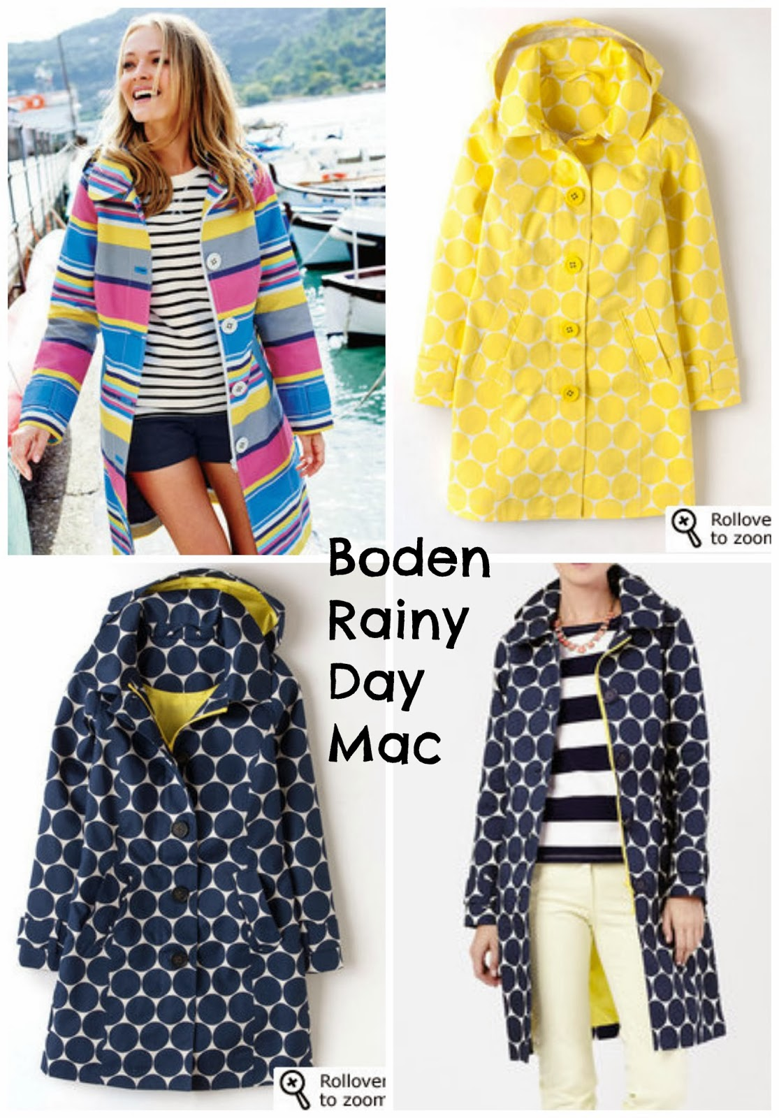Medicated follower of fashion mac lusting which boden for Boden yellow coat