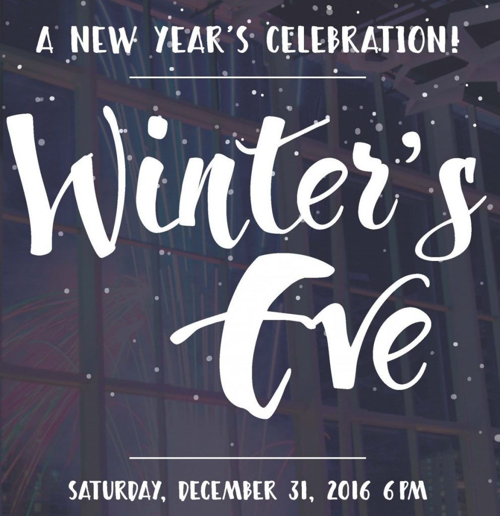 Join BDT for New Year's Eve!