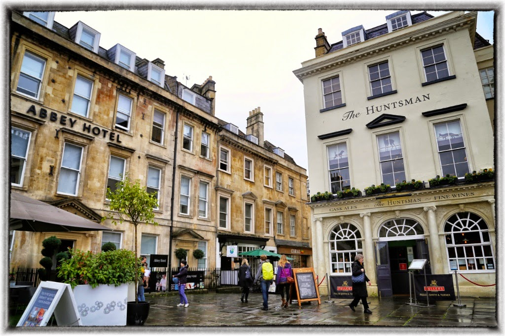 Abbey Hotel, Bath