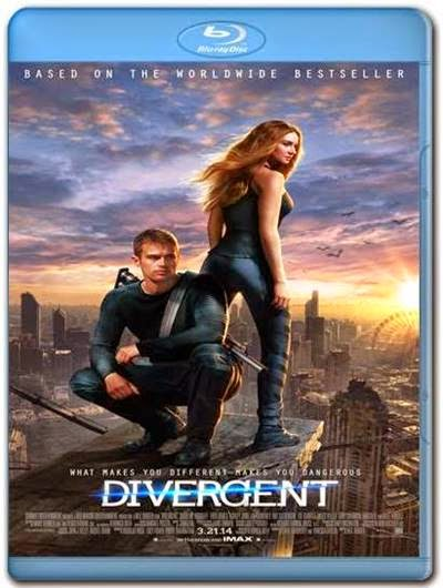 Baixar Divergente AVI BDRip Dual Áudio + RMVB Dublado + BRRip + Bluray 720p e 1080p Torrent