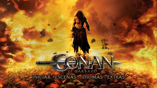 Capturas Conan El Barbaro 2011 DVDR Menu Full ISO Source R4