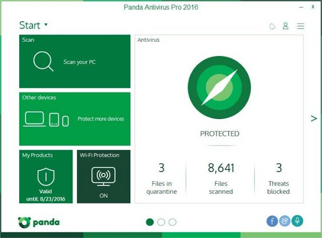 panda-antivirus-pro-2016-home-screen