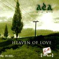 Cover Album Heaven Of Love