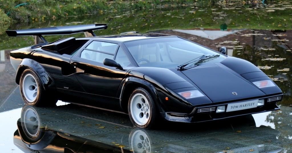 All Cars Nz 1983 Lamborghini Countach 5000s For Sale In