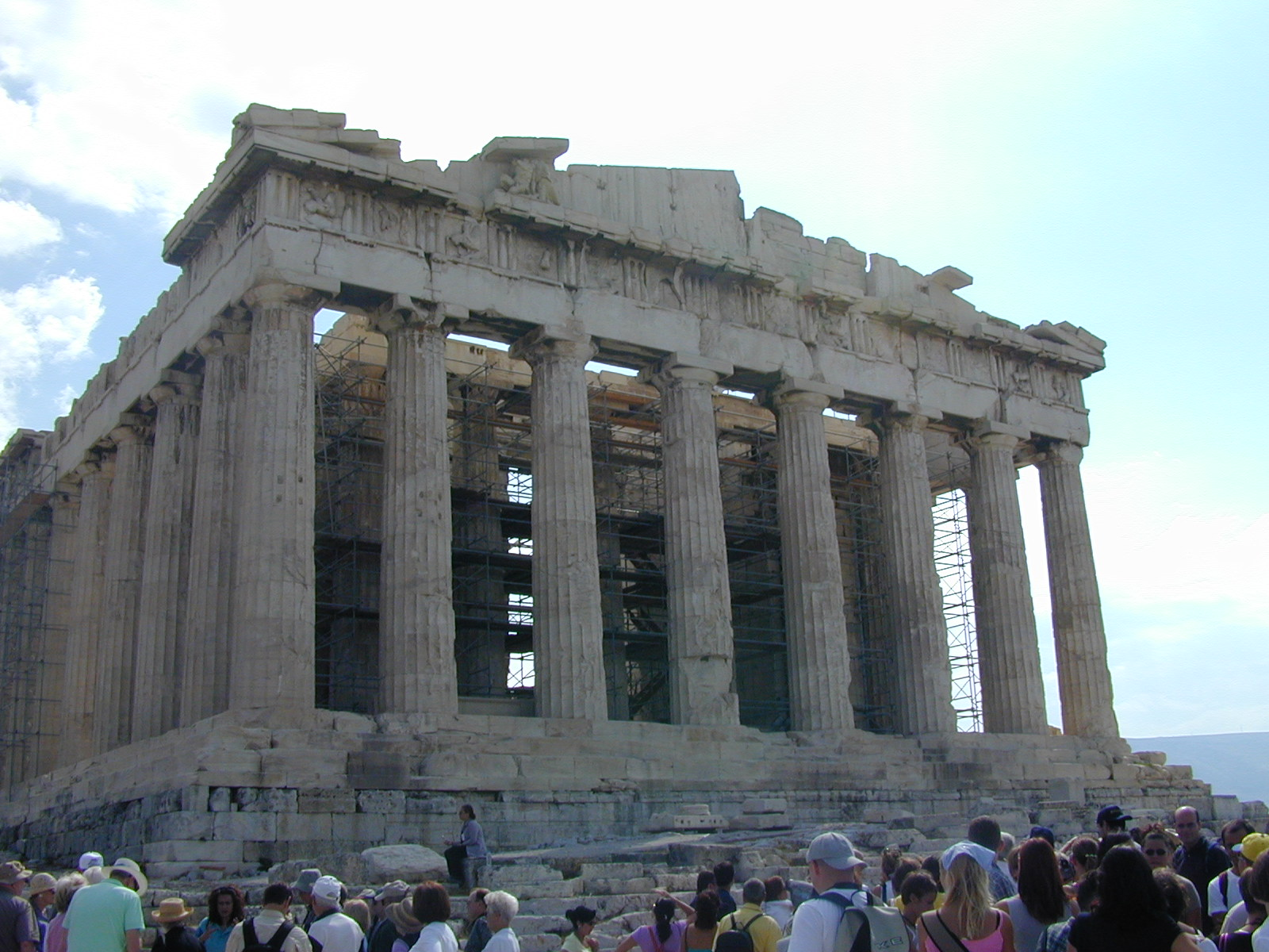 All About The Famous Places Famous Buildings In Greece