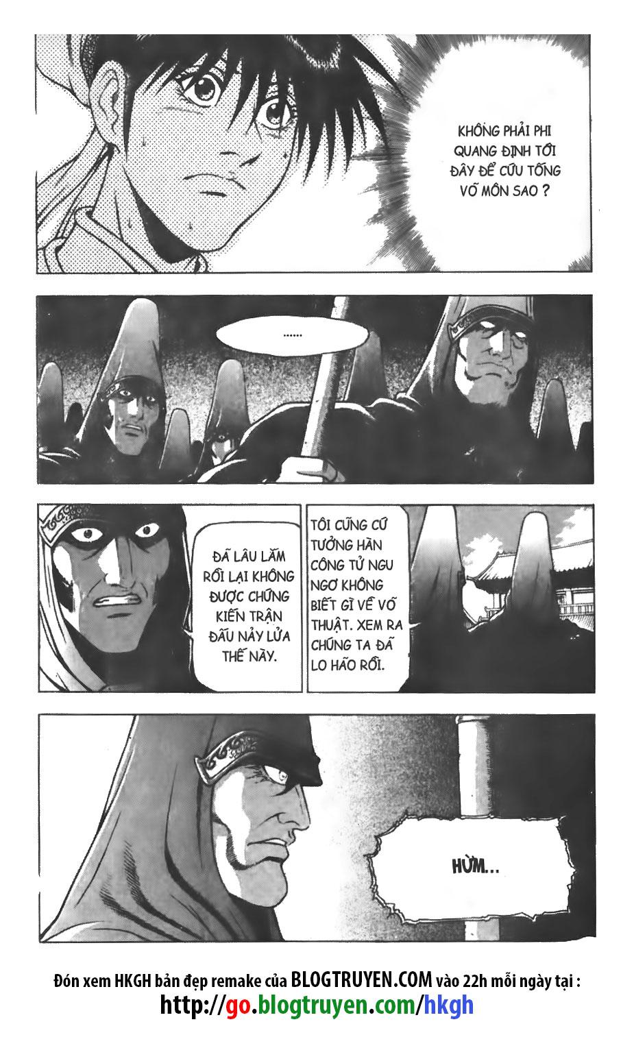 Hiệp Khách Giang Hồ chap 211 page 8 - IZTruyenTranh.com