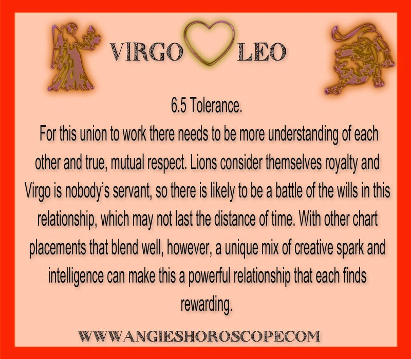 Virgo dating tips
