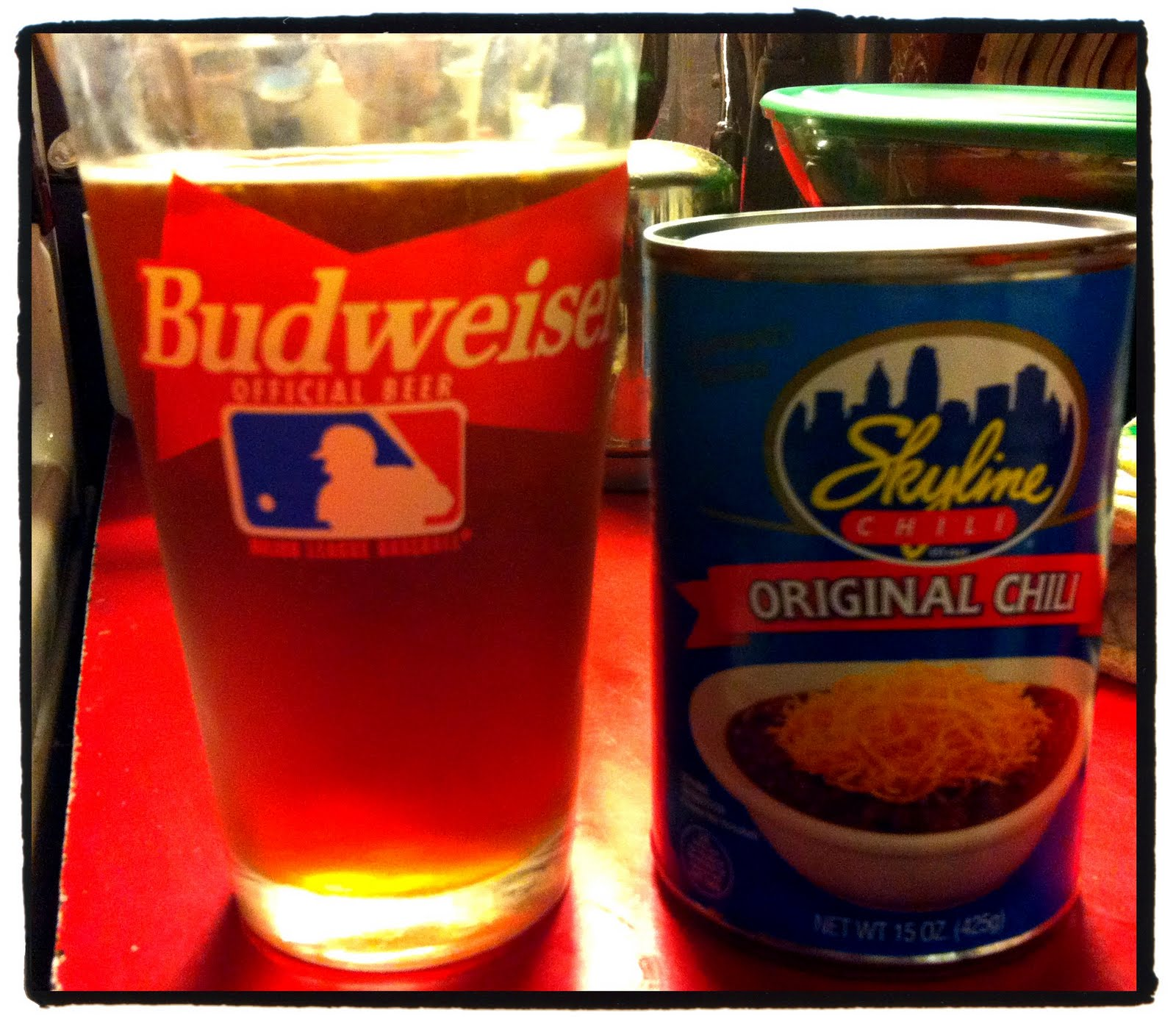 I Didnt Have A Schlafly Pint Glass So Put It In Different St Louis