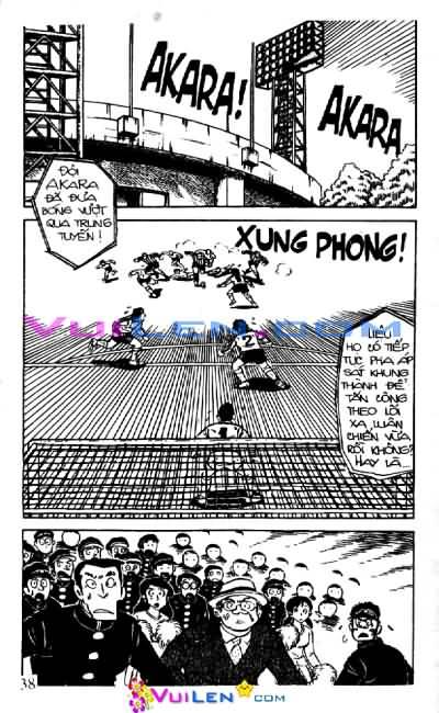 Jindodinho - Đường Dẫn Đến Khung Thành III  Tập 9 page 38 Congtruyen24h