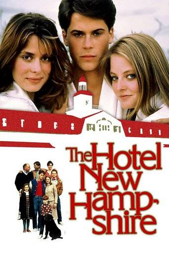 The Hotel New Hampshire (1984) tainies online oipeirates