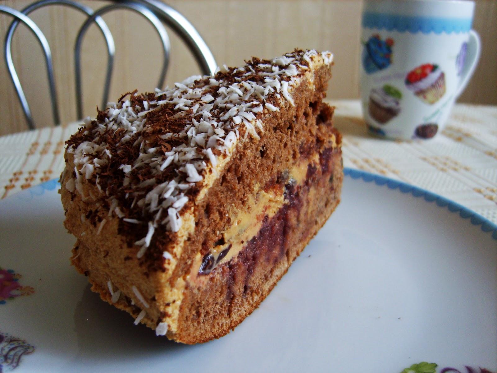 Чёрный принц торт рецепт в домашних условиях